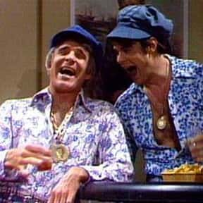 Two Wild and Crazy Guys is listed (or ranked) 24 on the list The Best Saturday Night Live Characters of All Time