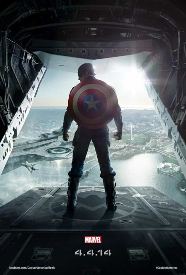 Captain America: The Winter So... is listed (or ranked) 3 on the list The Best Superhero Movie Posters