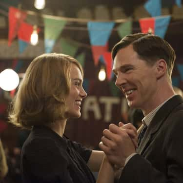 Alan Turing and Joan Clark - T is listed (or ranked) 2 on the list The Best Male/Female Platonic Friendships in Film