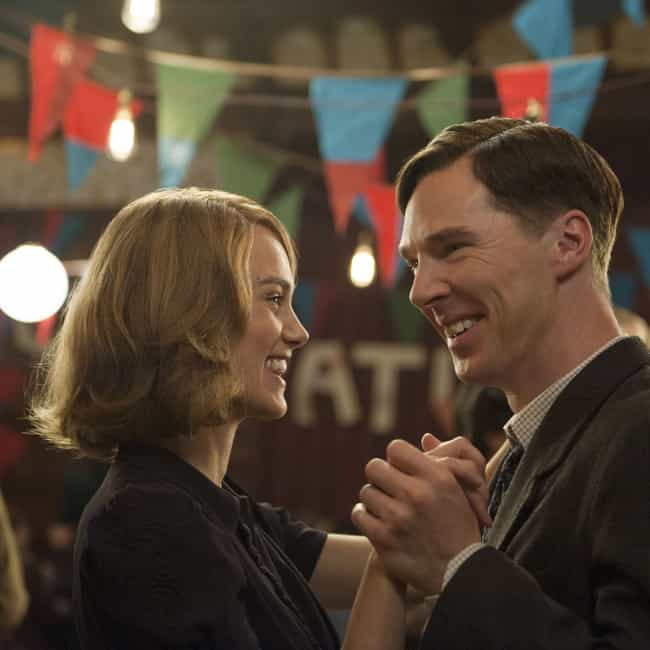Alan Turing and Joan Cla... is listed (or ranked) 4 on the list The Best Male/Female Platonic Friendships in Film