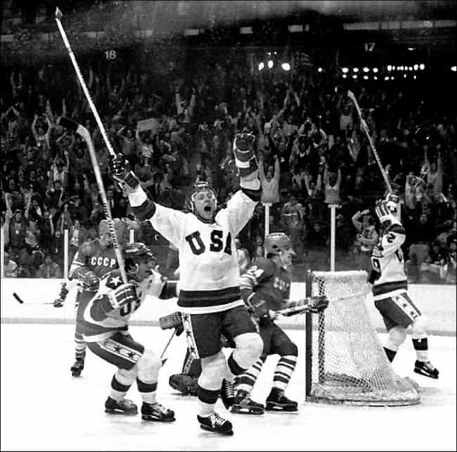 Mike Eruzione's Miracle on... is listed (or ranked) 3 on the list The Most Important Hockey Goals of All Time