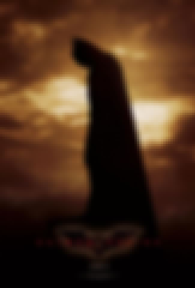 Batman Begins is listed (or ranked) 4 on the list The Best Superhero Movie Posters