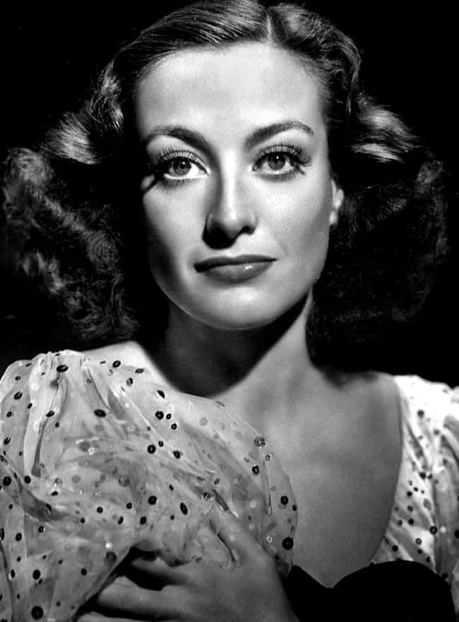 Joan Crawford Is Outed as a Ch is listed (or ranked) 7 on the list Old Celebrity Scandals the Media Would Freak Over Today