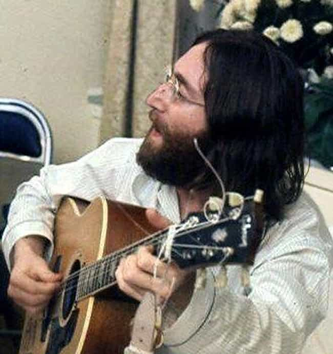 John Lennon Beat His Wives is listed (or ranked) 4 on the list Old Celebrity Scandals the Media Would Freak Over Today