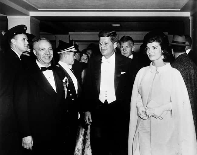 President Kennedy's Affair is listed (or ranked) 6 on the list Old Celebrity Scandals the Media Would Freak Over Today