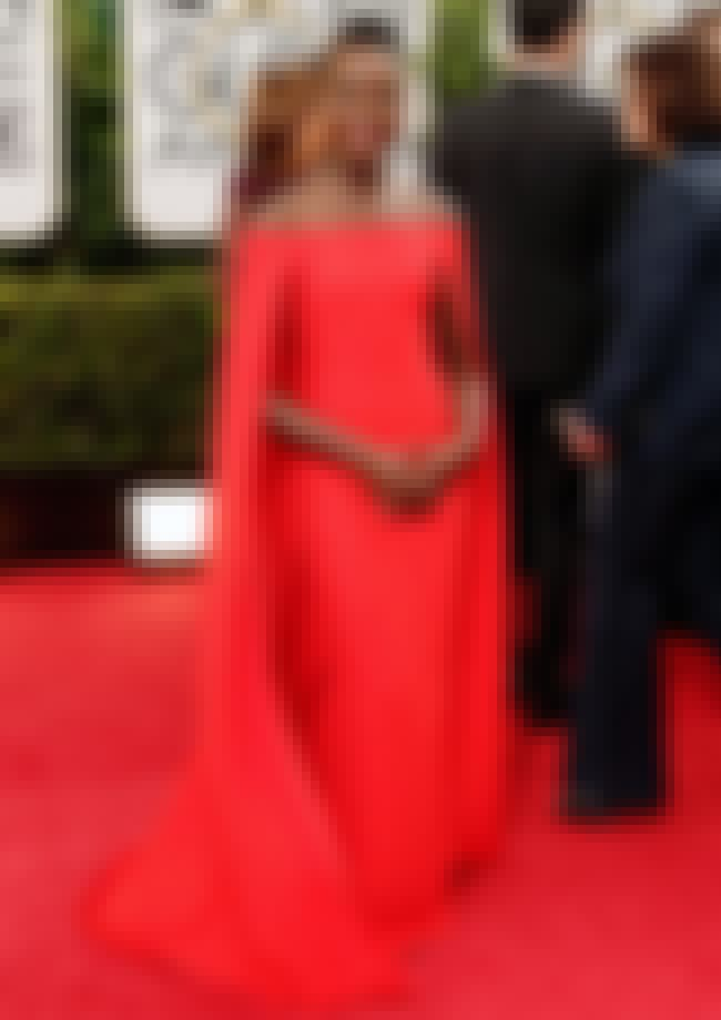 Ravishing in Red is listed (or ranked) 1 on the list Lupita Nyong'o's Best Looks in Every Color of the Rainbow