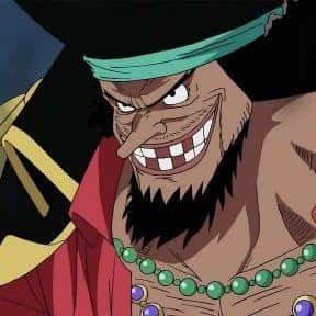 Marshall D. Teach is listed (or ranked) 4 on the list The Best One Piece Villains of All Time