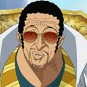 Kizaru is listed (or ranked) 9 on the list The Best One Piece Villains of All Time