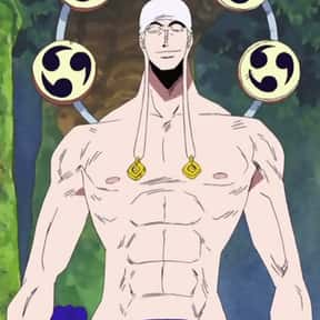 Enel is listed (or ranked) 11 on the list The Best One Piece Villains of All Time