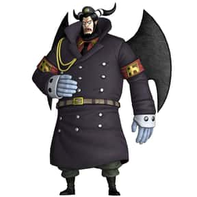Magellan is listed (or ranked) 13 on the list The Best One Piece Villains of All Time