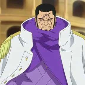 Fujitora is listed (or ranked) 17 on the list The Best One Piece Villains of All Time