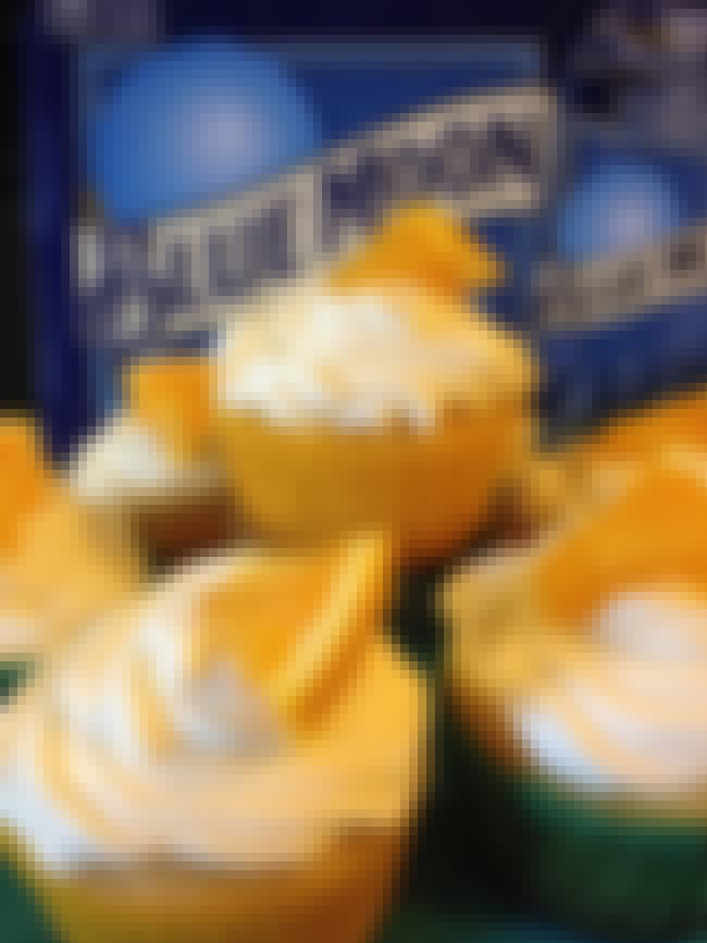 Blue Moon Cupcakes is listed (or ranked) 3 on the list 30 Epically Delicious Beer-Filled Desserts