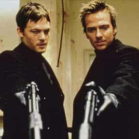 Boondock Saints (McManus Broth is listed (or ranked) 11 on the list The Most Likable Movie Antiheroes