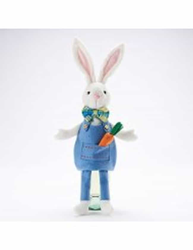 The Easter Bunny is listed (or ranked) 4 on the list Ridiculous Wine Bottle Covers You Need Immediately