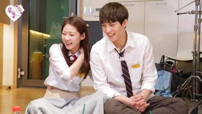 Lee Jonghyun & Gong ... is listed (or ranked) 3 on the list The Best We Got Married Couples