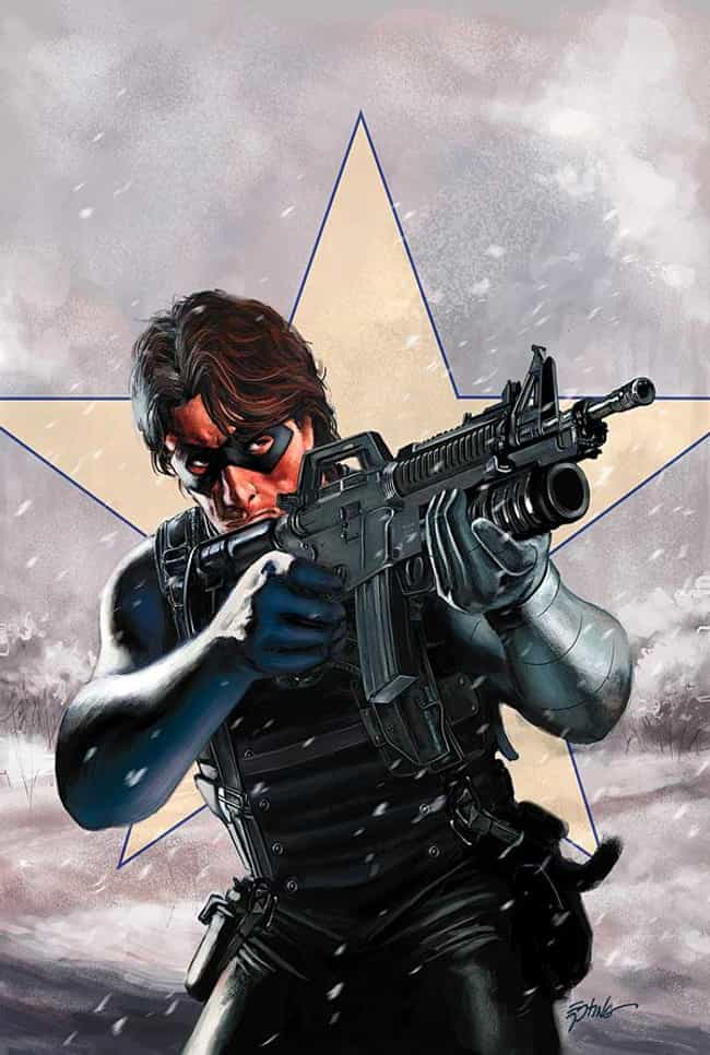 Winter Soldier is listed (or ranked) 1 on the list The 30 Biggest Retcons in Comic History