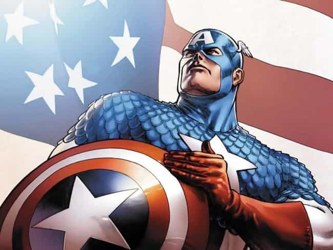 The Return of Captain America is listed (or ranked) 2 on the list The 30 Biggest Retcons in Comic History