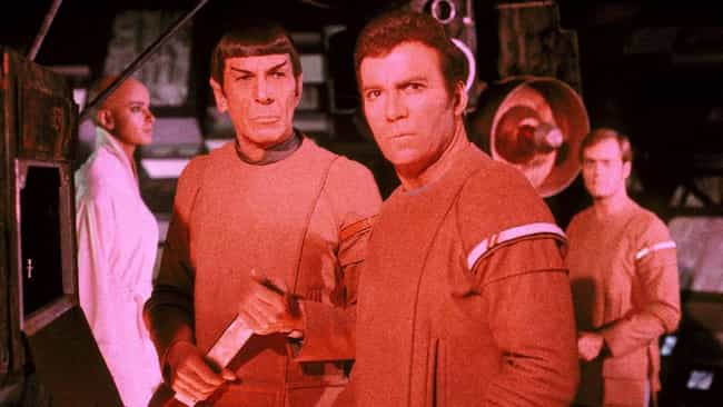 Star Trek Phase II (1978... is listed (or ranked) 5 on the list 31 TV Series That Were Canceled Before Airing An Episode