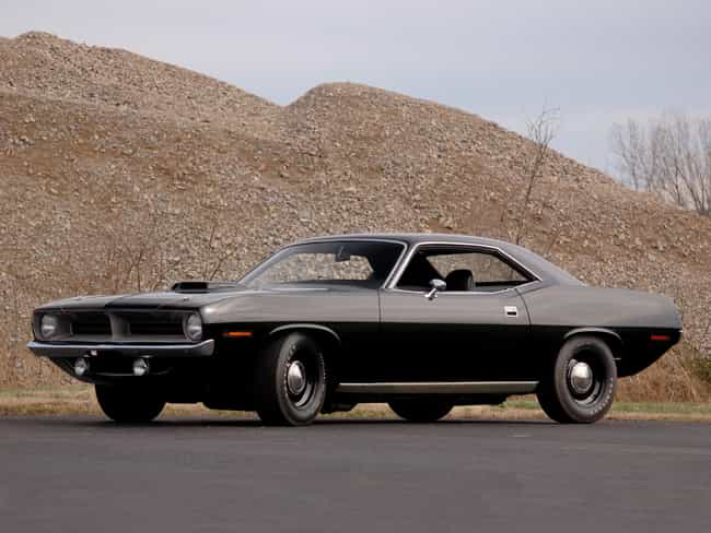 Best Muscle Cars List Of The Most Badass Classic American Muscle
