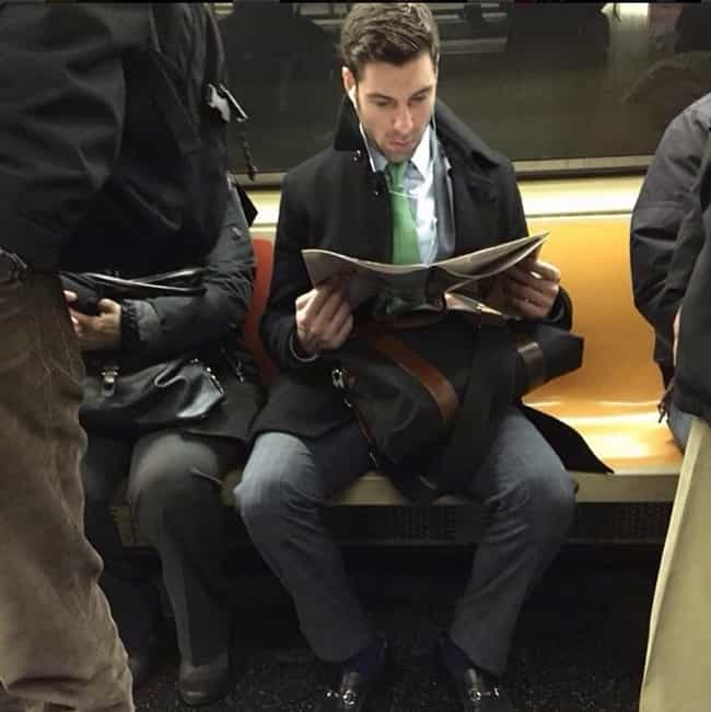 We'll Trade Tips with This... is listed (or ranked) 4 on the list The Very Best of Hot Dudes Reading on Instagram