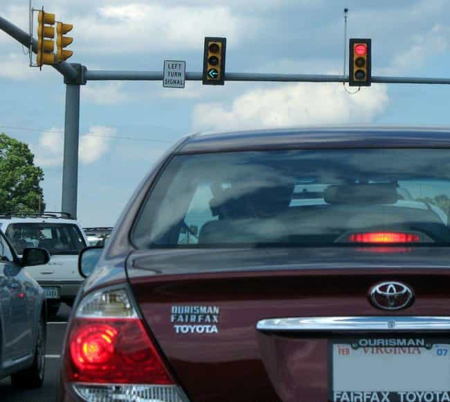 Use The Turn Signal To I... is listed (or ranked) 2 on the list What To Do If You Get Pulled Over