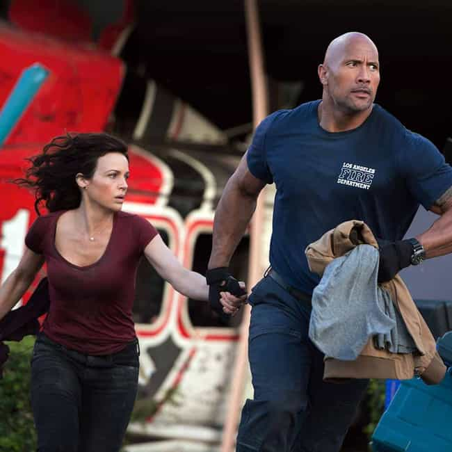 I'm Going to Get You Out is listed (or ranked) 4 on the list San Andreas Movie Quotes