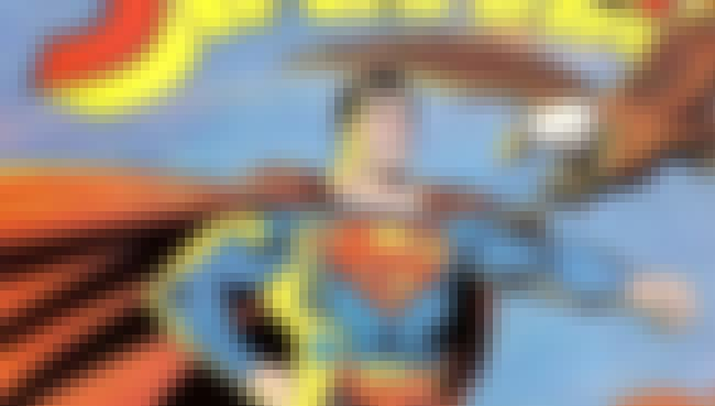 Superman is listed (or ranked) 3 on the list The Most Patriotic Characters In Comics