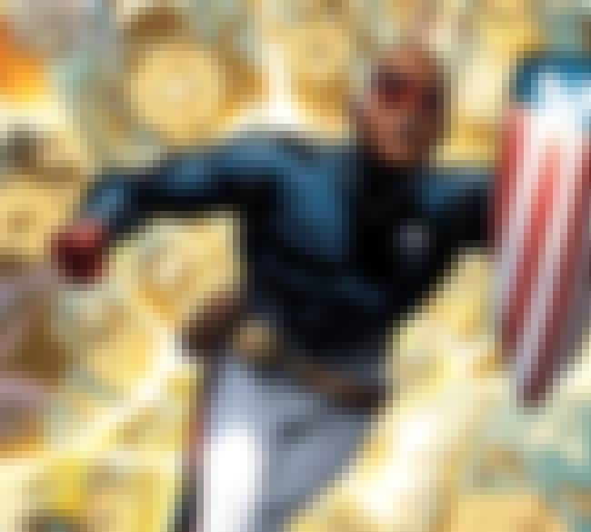 Patriot is listed (or ranked) 6 on the list The Most Patriotic Characters In Comics