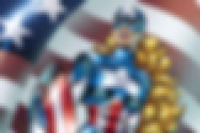 American Dream is listed (or ranked) 4 on the list The Most Patriotic Characters In Comics
