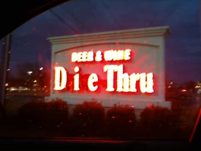 33 Funny Sign Burnouts That Are Definitely Sending The Wrong Message