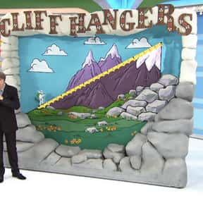 Cliff Hangers is listed (or ranked) 2 on the list The Best the Price Is Right Games