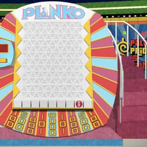 Plinko is listed (or ranked) 1 on the list The Best the Price Is Right Games