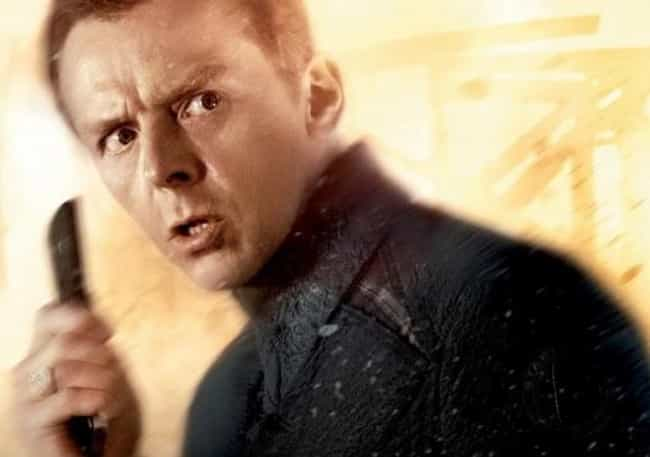Simon Pegg Never Even Audition... is listed (or ranked) 1 on the list 35 J.J. Abrams Star Trek Facts That Will Blow Your Mind