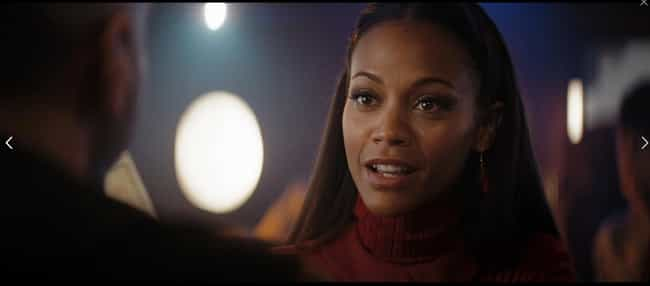 Uhura Is Finally, Offici... is listed (or ranked) 4 on the list 35 J.J. Abrams Star Trek Facts That Will Blow Your Mind