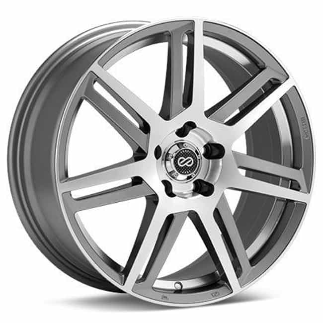 Enkei Aletta is listed (or ranked) 4 on the list The Coolest Car Rims for Your Ride