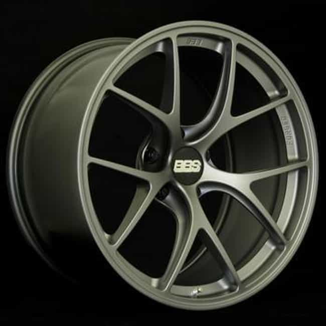 BBS Forged Monobloc Ferr... is listed (or ranked) 1 on the list The Coolest Car Rims for Your Ride