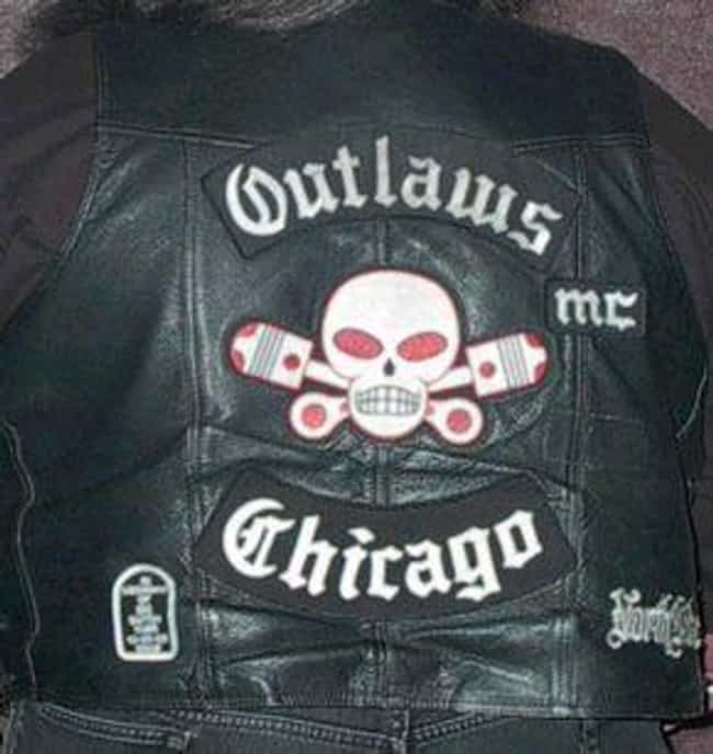 Outlaws is listed (or ranked) 1 on the list The Most Notorious Biker Gangs in History