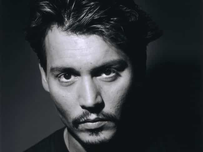 The Dark and Brooding is listed (or ranked) 3 on the list Johnny Depp's Weirdest Hairstyles, Ranked