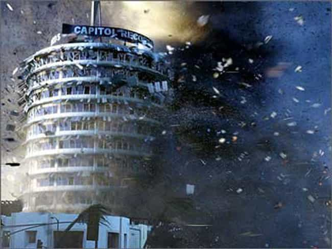 """A Gang of Tornadoes in """"Th... is listed (or ranked) 3 on the list The Most Epic Ways Los Angeles Was Destroyed on Film"""