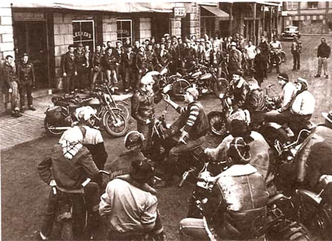 The Hollister Riot is listed (or ranked) 2 on the list The Most Intense Biker Gang Fights in Recent History