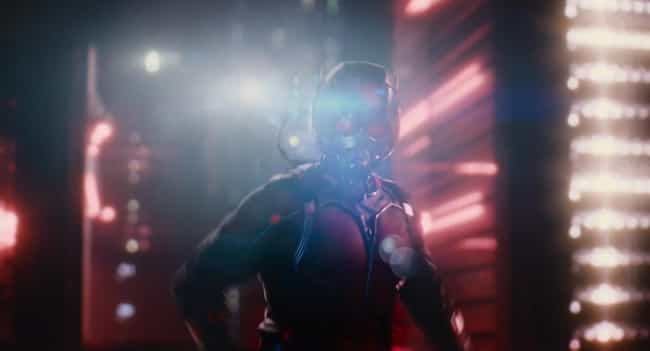 The Visual Effects Team ... is listed (or ranked) 4 on the list 27 Facts You Should Know About Ant-Man