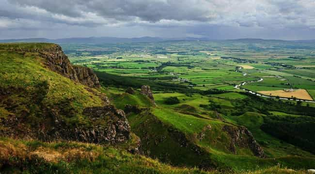 The Mountains Sansa Stark Jour... is listed (or ranked) 2 on the list 36 Super Cool Game of Thrones Locations You Can Really Visit