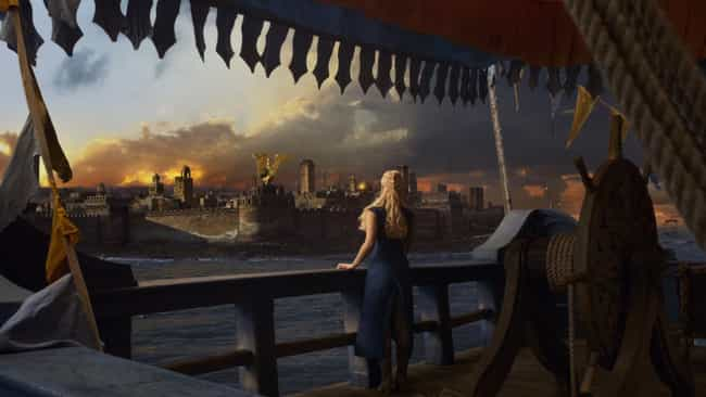 Daenerys Ruled Over the ... is listed (or ranked) 1 on the list 36 Super Cool Game of Thrones Locations You Can Really Visit
