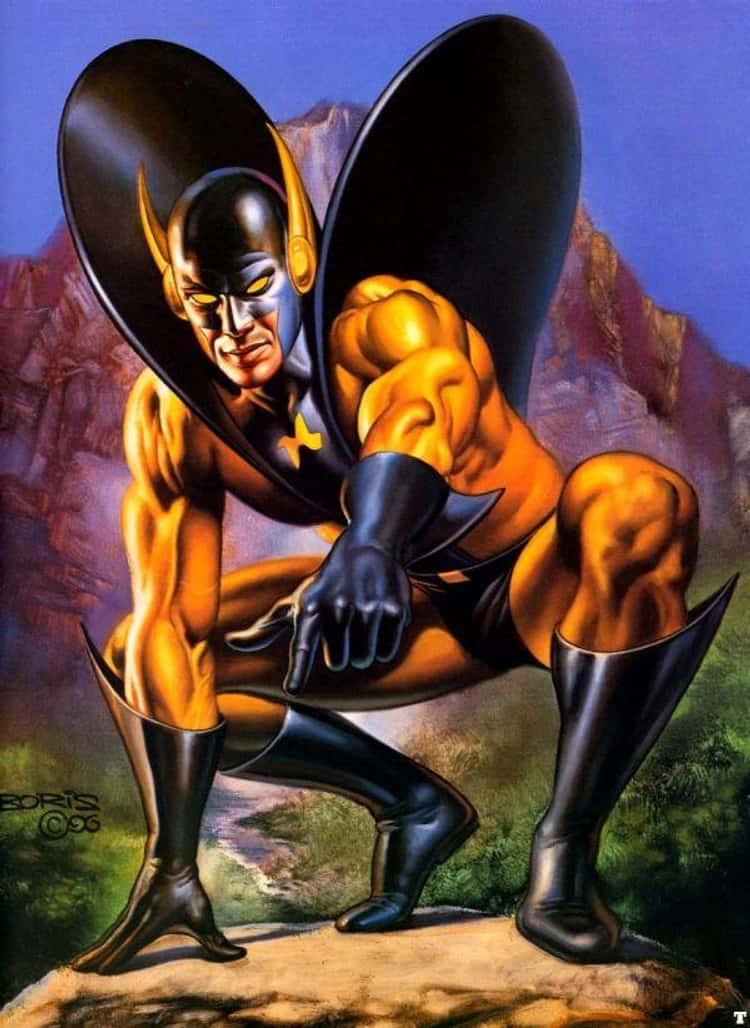 Yellowjacket IS Ant-Man