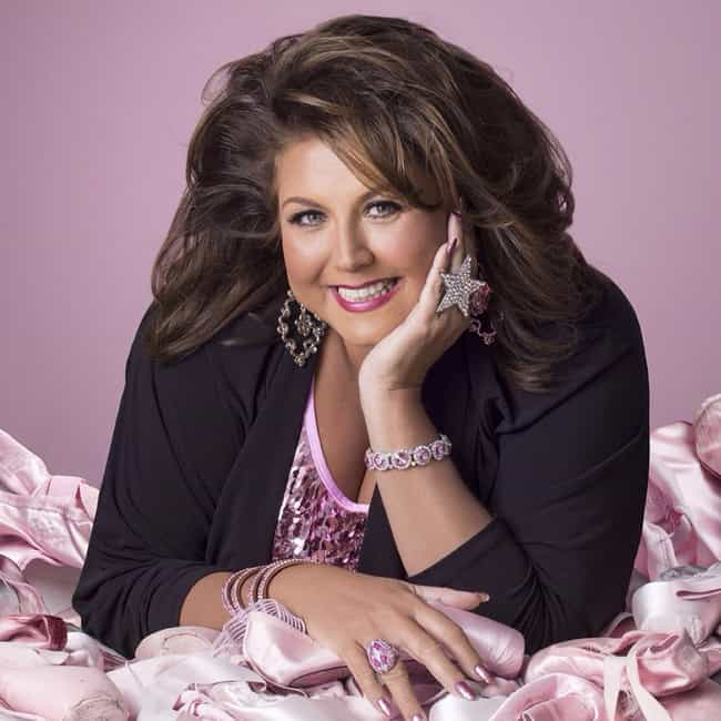 """Abby Lee Miller from """"Danc... is listed (or ranked) 4 on the list The Most Controversial Reality TV Stars"""