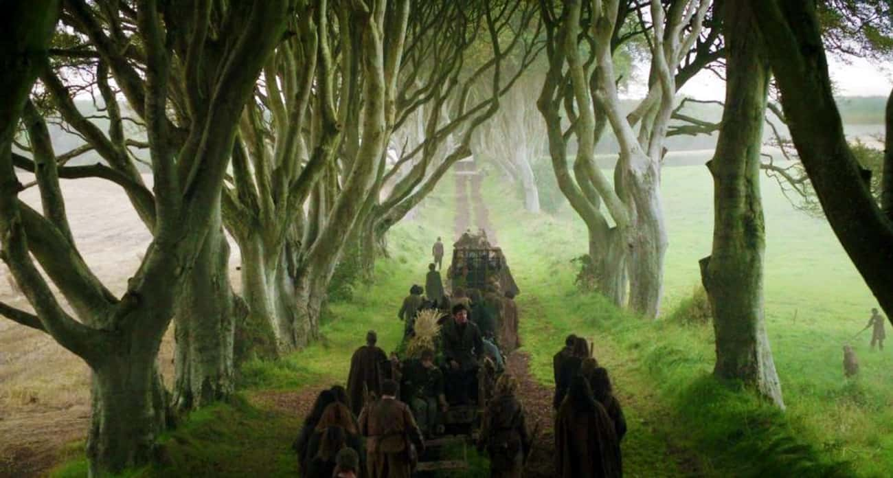 Walk the Kings Road Where Arya is listed (or ranked) 3 on the list 36 Super Cool Game of Thrones Locations You Can Really Visit