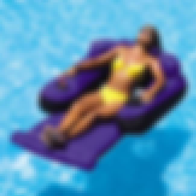 Ultimate Floating Pool Lounge is listed (or ranked) 1 on the list 31 Fun Pool Toys You Need This Summer