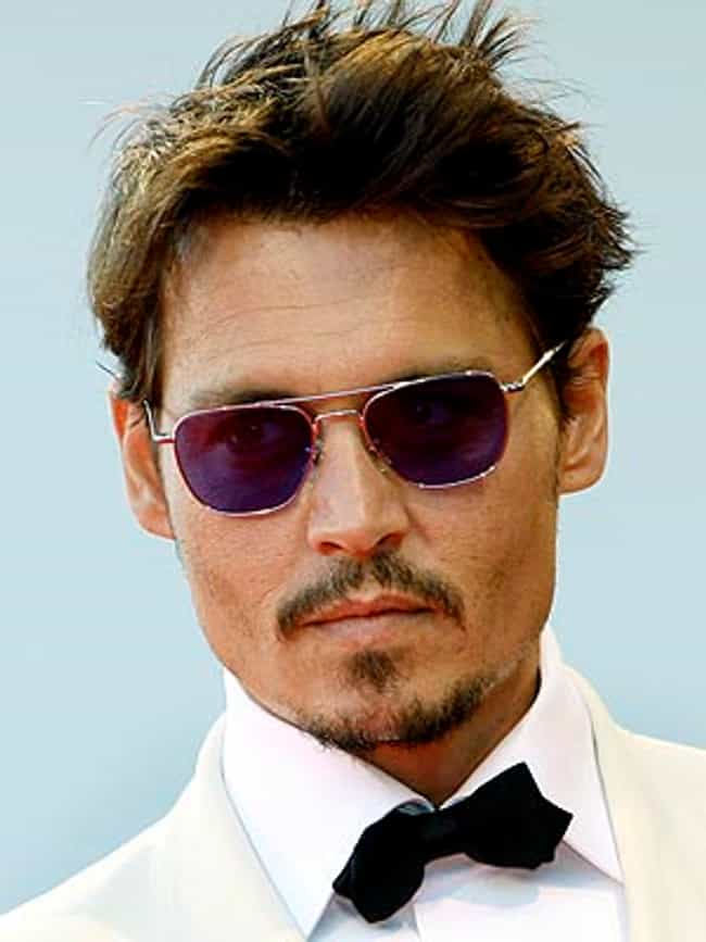 The Nick Lachey is listed (or ranked) 3 on the list The Many Terrible Wigs of Johnny Depp