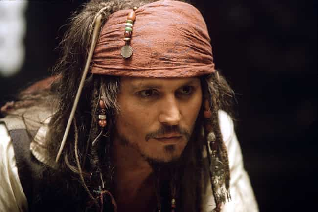 Pirates of the Wigabbean is listed (or ranked) 1 on the list The Many Terrible Wigs of Johnny Depp