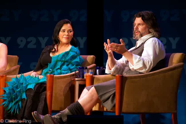 Ronald D. Moore's Wife a... is listed (or ranked) 4 on the list 20 Fascinating Facts from Behind the Scenes of Outlander